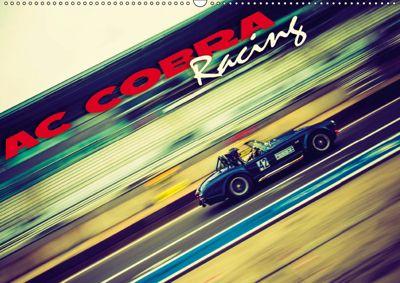 AC Cobra - Racing (Wandkalender 2019 DIN A2 quer), Johann Hinrichs