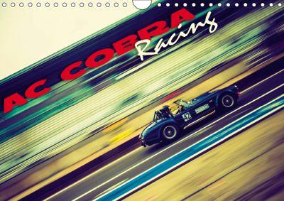 AC Cobra - Racing (Wandkalender 2019 DIN A4 quer), Johann Hinrichs