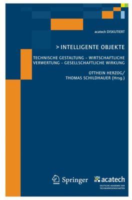 acatech DISKUTIERT: Intelligente Objekte
