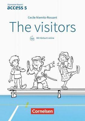 Access, Gymnasium Bayern: 5. Jahrgangsstufe, The Visitors