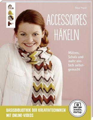 Accessoires häkeln, Rasa Huple