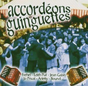 Accordeons Et Guingettes, Diverse Interpreten