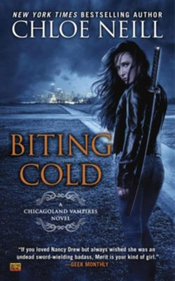 Ace: Biting Cold, Chloe Neill