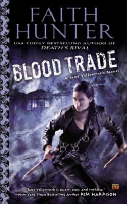 Ace: Blood Trade, Faith Hunter