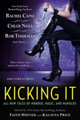 Ace: Kicking It, Faith Hunter, Kalayna Price