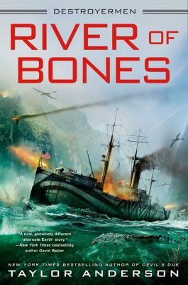 Ace: River of Bones, Taylor Anderson
