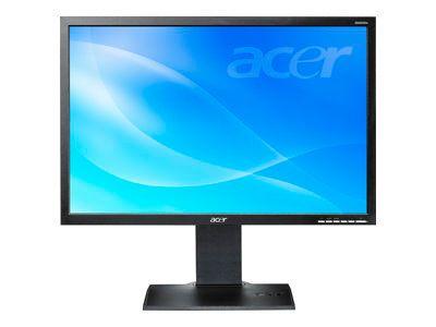 ACER B226WLymdpr 56cm 22Zoll Wide TFT dual DisplayPort LEDBacklight 100M:1 5ms 250cd/m  Lautsprecher Pivot hoehenverstellbar dunkelg