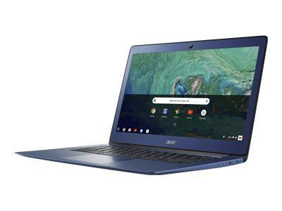 ACER Chromebook CB3-431-C6H3 Silver 35,5cm 14Zoll IPS FHD matt Intel N3160 4GB LPDDR3 64GB/eMMC Intel HD 400 Google Chrome OS no ODD