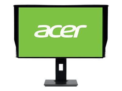 ACER PE270KProDesigner 68,6cm 27Zoll TFT 3840x2160 4K UHD 2xHDMI 2.0 DP Audio Out IPS USB 3.1 Hub DisplayPort Lautsprecher Schwarz