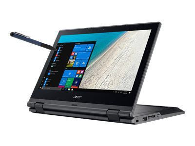 ACER Travelmate B118-RN-P7PC Intel Pentium N4200 29,5cm 11,6Zoll FHD IPS M-touch 4GB 64GB/eMMC W10S Intel HD Graphics 505 CAM