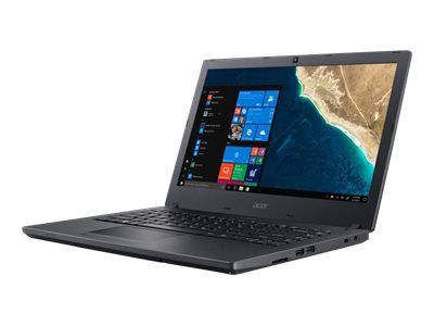 ACER Travelmate P2410-G2-MG-82E6 Intel Core i7-8550U 35,6cm 14Zoll FHD matt 8GB 256GB/SSD + 1TB/HDD W10P NVIDIA GeForce MX130 CAM