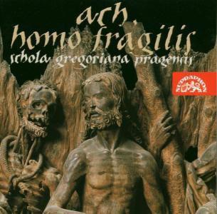 Ach,homo Fragilis/+, Schola Gregoriana Pragensis