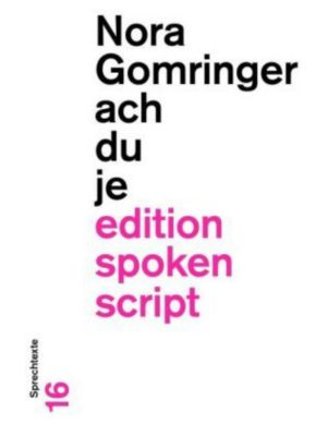 achduje - Nora Gomringer pdf epub