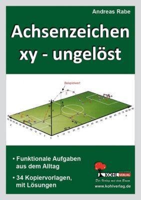 Achsenzeichen xy - ungelöst, Andreas Rabe