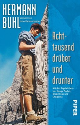 Achttausend drüber und drunter, Hermann Buhl
