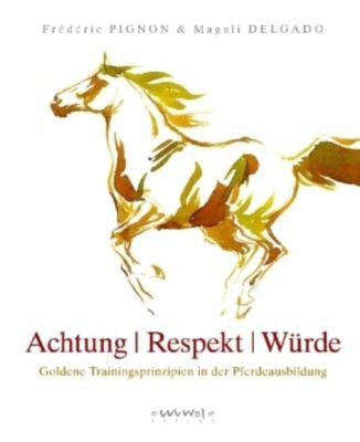 Achtung, Respekt, Würde, Frederic Pignon, Magal Delgado