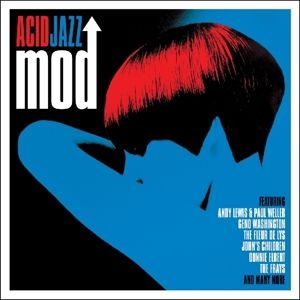 Acid Jazz Mod, Diverse Interpreten