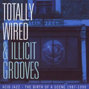 Acid Jazz - The Birth Of A Scene 1987 - 1990, Diverse Interpreten