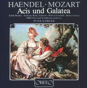 Acis Und Galatea-Pastorale In Zwei Aufzügen, Mathis, Rolfe Johnson, Lloyd, Schreier, Orf