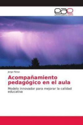 Acompañamiento pedagógico en el aula, Jorge Pérez
