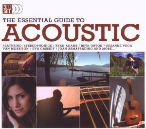 Acoustic - Essential Guide, Diverse Interpreten