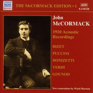 Acoustic Recordings (1910), John Mccormack