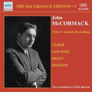 Acoustic Recordings 1910-11, John McCormack