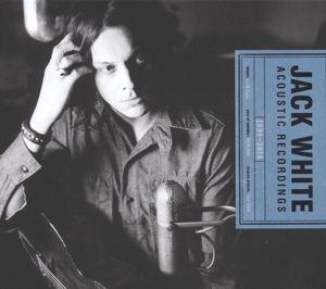 Acoustic Recordings 1998-2016, Jack White