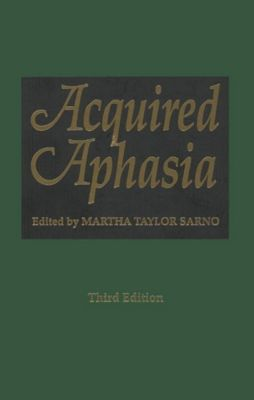 Acquired Aphasia