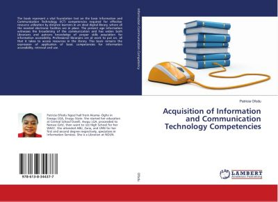 Acquisition of Information and Communication Technology Competencies, Patricia Ofodu
