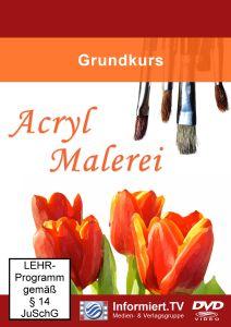 Acrylmalerei Grundkurs, Aurelia Küblböck