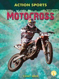 Action Sports: Motocross, John Hamilton