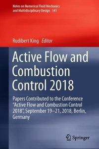 Active Flow and Combustion Control 2018