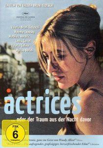 Actrices ... oder der Traum aus der Nacht davor, Valeria Bruni Tedeschi
