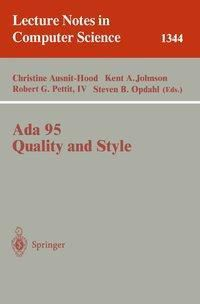 Ada 95, Quality and Style