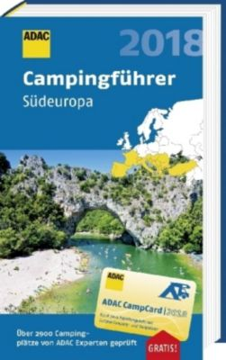 ADAC Campingführer Südeuropa 2018