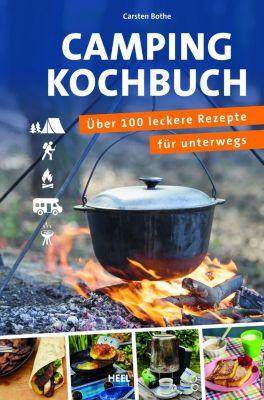 Klug Camping-kochbuch über 100 Leckere Rezepte Für Unterwegs Zelten Wandern Buch Book Kochen & Genießen Outdoor-nahrung