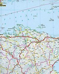 ADAC Karte Baltikum - Produktdetailbild 2