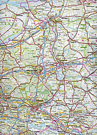 ADAC Karte Benelux - Produktdetailbild 2