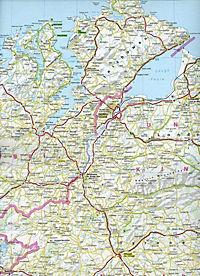 ADAC Karte Irland - Produktdetailbild 2