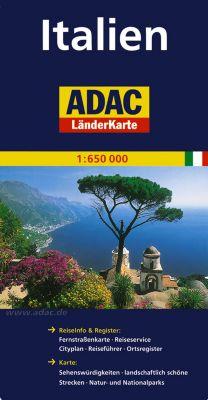 ADAC Karte Italien
