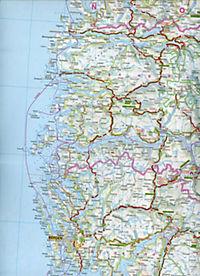 ADAC Karte Norwegen - Produktdetailbild 1