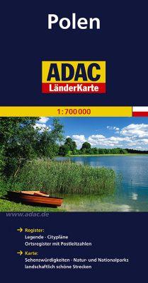 ADAC Karte Polen -  pdf epub