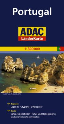ADAC Karte Portugal