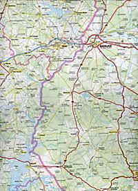 ADAC Karte Portugal - Produktdetailbild 2