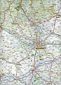 ADAC Karte Rumänien, Moldau - Produktdetailbild 2