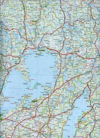 ADAC Karte Schweden - Produktdetailbild 2