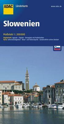 ADAC Karte Slowenien