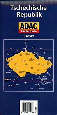 ADAC Karte Tschechische Republik - Produktdetailbild 1