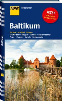 ADAC Reiseführer Baltikum, Christine Hamel